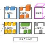 住民票の住所の表示の仕方 ~地番と住居表示~
